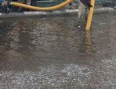 قطع المياه ببعض مناطق القاهرة الجديدة ..وإعادة ضخها ووصولها تدريجيا 6 صباح الغد