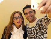 """آسر ياسين وزينة خارج رمضان المقبل بـ""""الهاوية"""""""