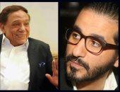 """هل يظهر أحمد حلمى فى مسلسل """"عوالم خفية"""" مع عادل إمام رمضان المقبل"""