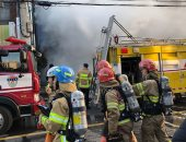 رئيس كوريا الجنوبية: نأسف لسقوط عشرات الضحايا فى حريق مستشفى جنوب شرق البلاد