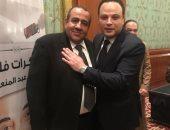 """صور.. تامر عبد المنعم يحتفل بصدور كتابه """"مذكرات فلول"""" الصادر عن دار سما"""