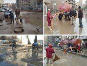 استعدادت العاصمة لمواجهة موسم الأمطار × 5 خطوات