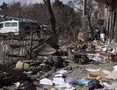 40 قتيلا حصيلة تفجير انتحارى أمام مستشفى جنوبى أفغانستان