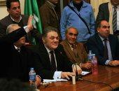بدء اجتماع الهيئة العليا لحزب الوفد برئاسة السيد البدوى (صور)