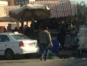شكوى من انتشار عربات الفول بشوارع الحى السابع فى مدينة نصر