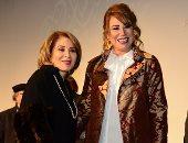 افتتاح مهرجان جمعية الفيلم بحضور عزت العلايلى وبوسى وإيناس الدغيدى