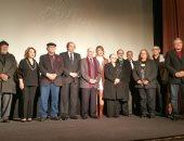 صور.. تكريم مولانا وفوتوكوبى وأخضر يابس فى افتتاح جمعية الفيلم