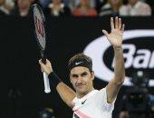 السويسرى فيدرر يتصدر تصنيف لاعبى التنس المحترفين ونادال يتراجع للمركز الثانى