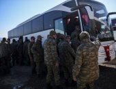 مقتل جندى تركى وإصابة آخرين فى إطلاق نار عبر الحدود مع إيران