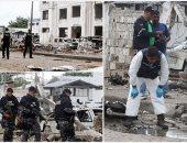 انفجار ضخم يدمر مركزا للشرطة فى الإكوادور