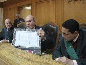 """""""الجنايات"""" تفض غدا أحراز نائب محافظ الإسكندرية المتهمة بالرشوة"""