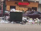 اضبط مخالفة.. انتشار القمامة بشوارع منطقة القومية بمدينة الزقازيق