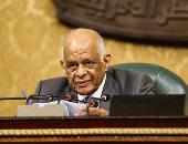 رئيس البرلمان يرفع الجلسة.. ويطالب النواب بالحضور فى العاشرة صباح غد