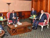 الرئاسة: مصر وإثيوبيا والسودان يتفقون على تفعيل الصندوق الاستثمارى المشترك