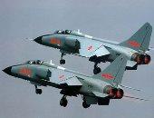 سلاح الجو التايوانى يعترض طائرات صينية تحلق حول الجزيرة
