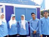 """قصة 14 شاب متطوع بحملة """"خليك زى آدم"""".. عشان الأرض ترجع لطبيعتها"""