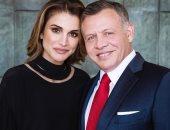 الملكة رانيا تحتفل بعيد ميلاد العاهل الأردنى الـ56 بأبيات شعر