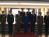 رئيس أكاديمية الشرطة: وزارتا الدفاع والداخلية جناحا الأمة لمواجهة التحديات