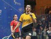 منتخب سيدات الاسكواش يهزم هونج كونج ويتأهل لنهائى بطولة الصين