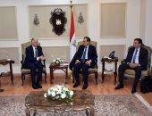 وزير البترول يستقبل الرئيس التنفيذى للمؤسسة الدولية الإسلامية لبحث التعاون