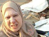 مواطنة تناشد ترخيص كشك لشقيقتها من ذوى الاحتياجات بالمطرية