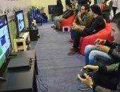 انطلاق مسابقات وبطولات الألعاب الاليكترونية فى معرض الكتاب