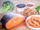 تعرف على فوائد حمض الأوميجا 3 بالأغذية × 24 معلومة