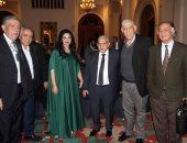 صور.. المصرية اللبنانية تستقبل الناشرين المشاركين فى معرض القاهرة للكتاب