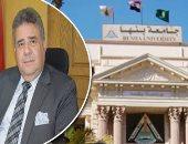رئيس جامعة بنها يطالب العمداء بإعداد تقارير فنية عن حالة المصاعد بالكليات