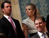 صور.. ظهور لافت لعائلة ترامب خلال خطاب الاتحاد بالكونجرس