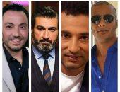 محمد رمضان وعمرو سعد وياسر جلال بتوقيع مخرجين لأول مرة فى رمضان