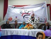 """صور.. انطلاق أولى فعاليات حملة القومى للمرأة """"صوتك لمصر بكرة"""" بالشرقية"""