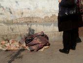 """التضامن: مشردة """"ميدان المنيل"""" ترفض نقلها إلى دار رعاية.. صور"""
