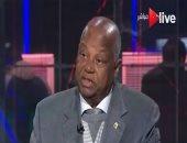سفير أنجولا بالقاهرة: تحسن علاقات بلدينا منذ تولى السيسى القيادة (فيديو)