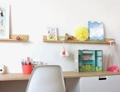4 أفكار لتجميل مكتب طفلك استعدادا للتيرم الثانى.. عشان يذاكر بنِفس