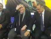 """بدء المؤتمر الجماهيرى لحزب """"المؤتمر"""" بالإسكندرية لدعم السيسي"""