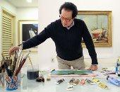محبو فن فاروق حسنى يشاهدون أحدث لوحاته بجاليرى «بيكاسو نيو كايرو».. الليلة