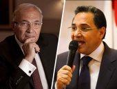 حزب شفيق يهاجم عبد الرحيم على.. والأخير: مش عايز أتكلم فى أمور لم يأت أوانها