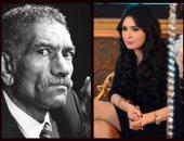 """الراقصة دينا مع سيد رجب فى العبور بسبب """"نسر الصعيد"""""""