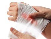 فيديو معلوماتى.. هتعمل إيه للمصاب بالجروح المفتوحة؟