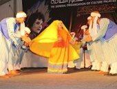 صور.. فرقة بورسعيد للموسيقى العربية فى ضيافة معرض القاهرة الدولى الكتاب