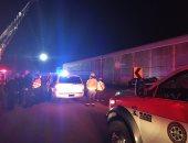 مصرع شخصين وإصابة 50 فى تصادم قطارين بولاية ساوث كارولينا الأمريكية