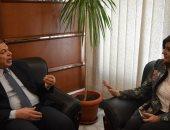 صور.. وزيرا القوى العاملة والهجرة يبحثان احتياجات العراق من العمالة المصرية