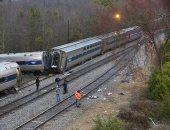 مقتل شخص وإصابة 60 آخرين فى اصطدام بين قطارين جنوب تونس