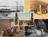 """مصر التى فى """"مكتبة الكونجرس"""".. لوحات فنية تروى حكايات مصرية منذ عام 1400"""