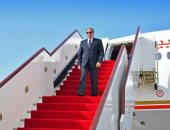 """صفحة الرئيس السيسي على """"فيس بوك"""" تعرض أهم أنشطته الأسبوع الماضى"""