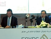 وزير البترول: إنتاج مصر من الغاز يتجاوز 6 مليارات قدم قبل نهاية 2018 (صور)
