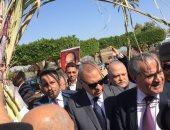 وزير التموين: الرئيس السيسى وجه بتطوير صناعة السكر لسد فجوة الاستيراد