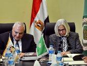 الجامعة العربية والوطنية للانتخابات يوقعان مذكرة تفاهم لمتابعة الانتخابات