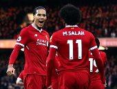 ليفربول يدعم قائمة المرشحين لتشكيل فيفا المثالى بـ4 لاعبين.. صلاح الأبرز